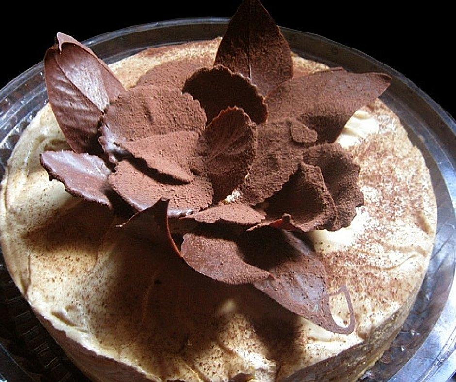 hojas de chocolate