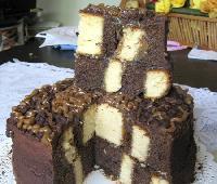 torta ajedrez