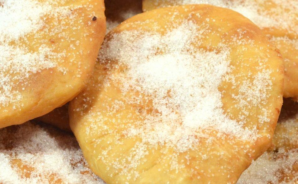tortas fritas receta