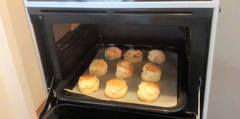 scones horno