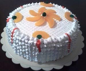 decoracion con merengue italiano