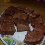 brownie receta facil