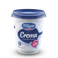 crema de leche Tregar