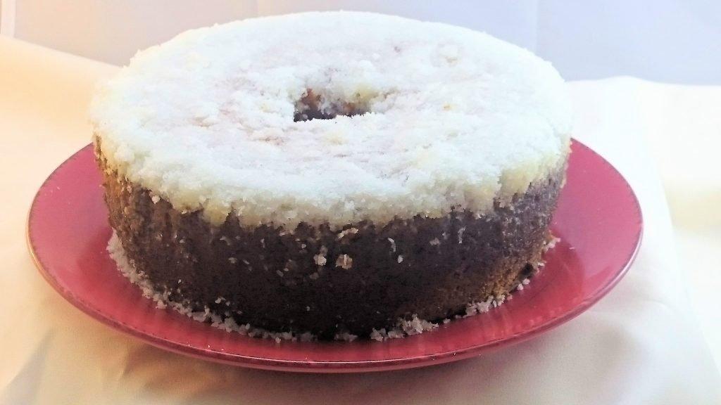 torta especialisima de coco