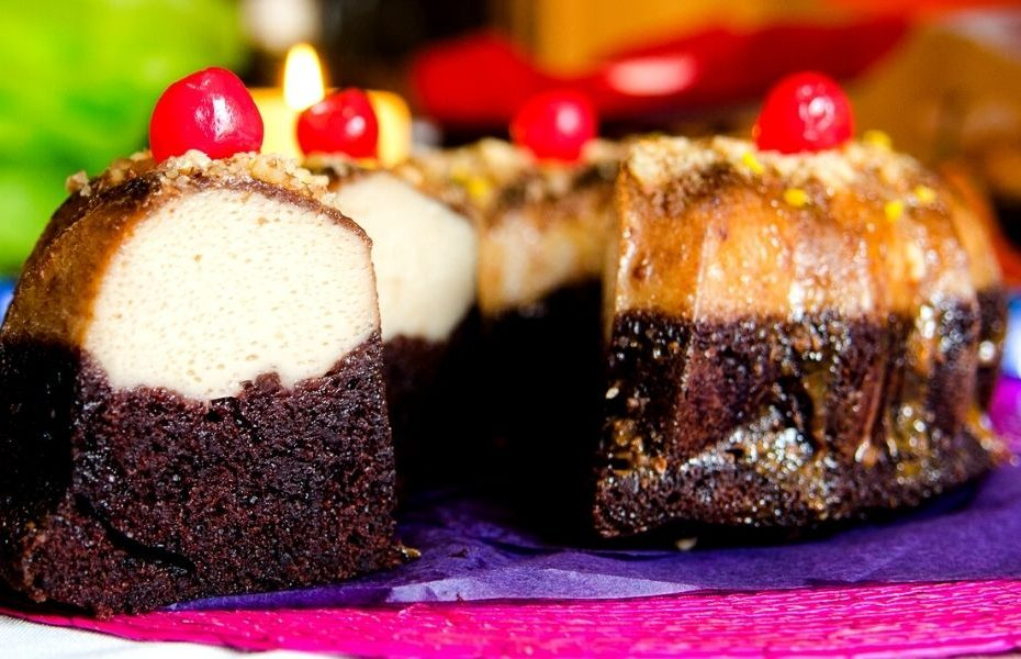 receta de chocoflan o pastel imposible