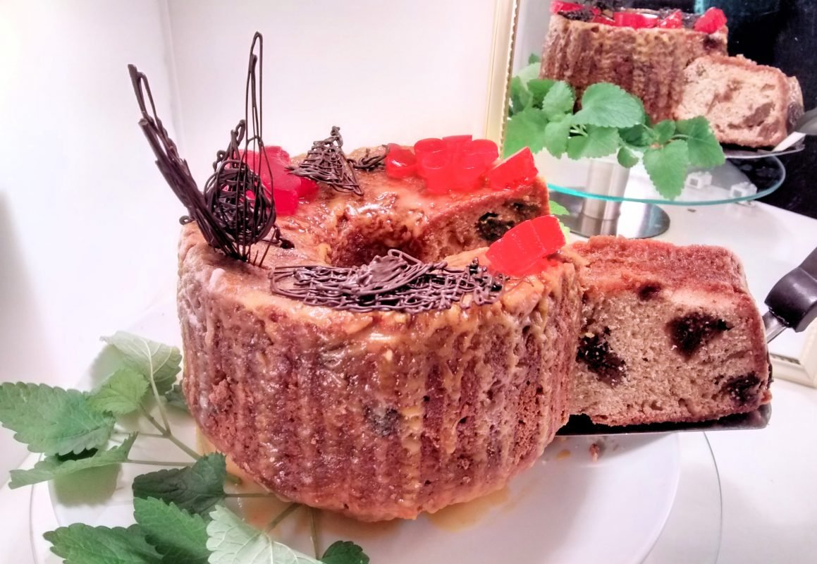 pan de higo con especias