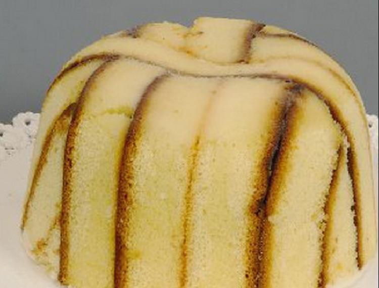 Pastel Zuccotto