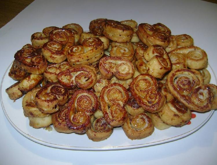 palmeritas fritas