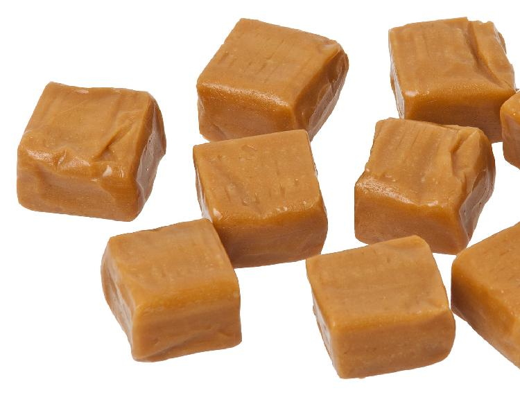 barritas de dulce de leche