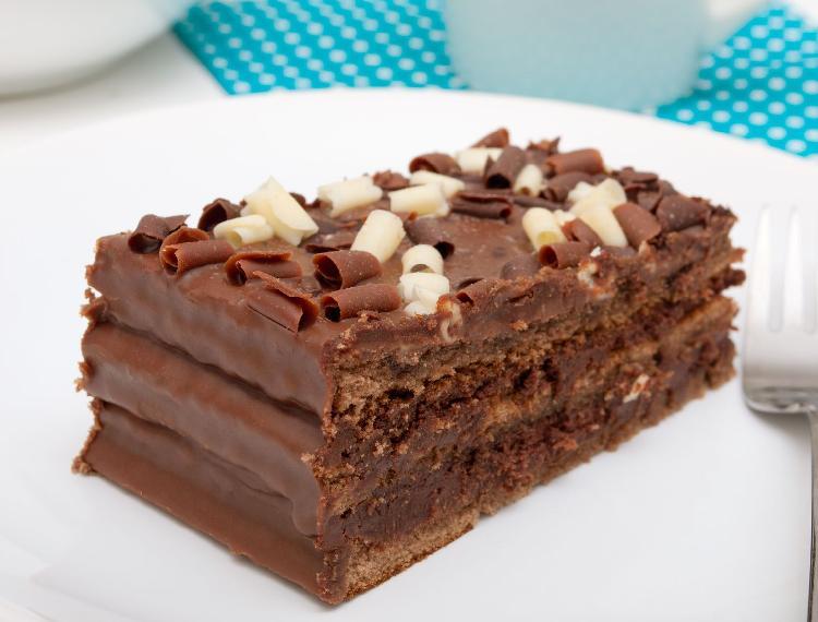 receta marquise de chocolate