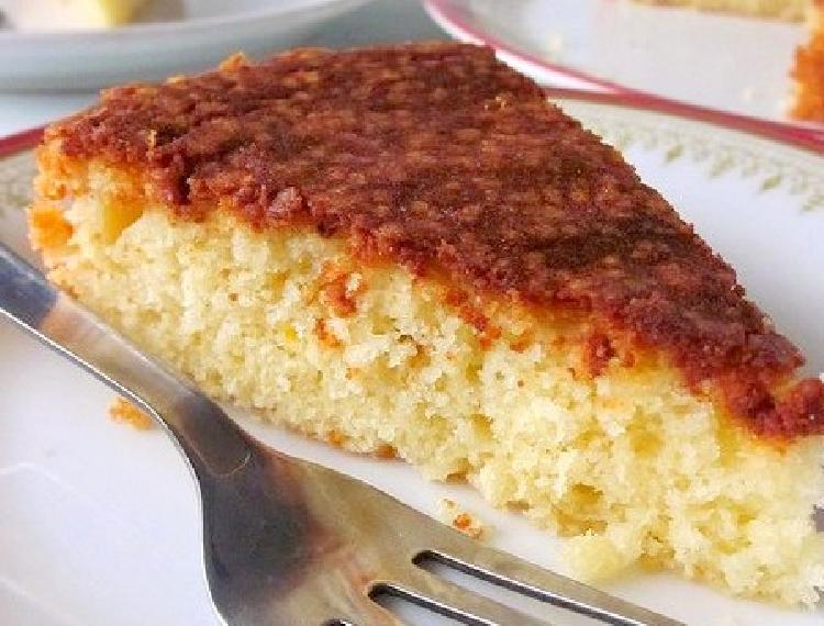 torta facil y esponjosa