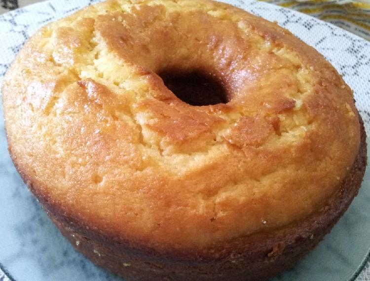Torta de limon