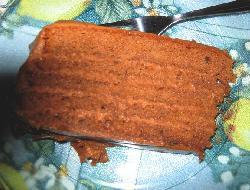 Relleno para torta con duraznos y frutillas