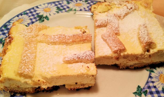 como hacer tarta de ricota